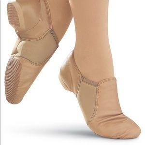 Balera Slip-on Jazz Dance Shoe, Adult 7, Like-new!